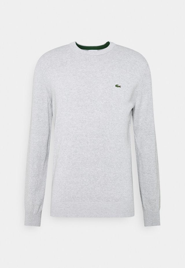 Pullover - argent chine