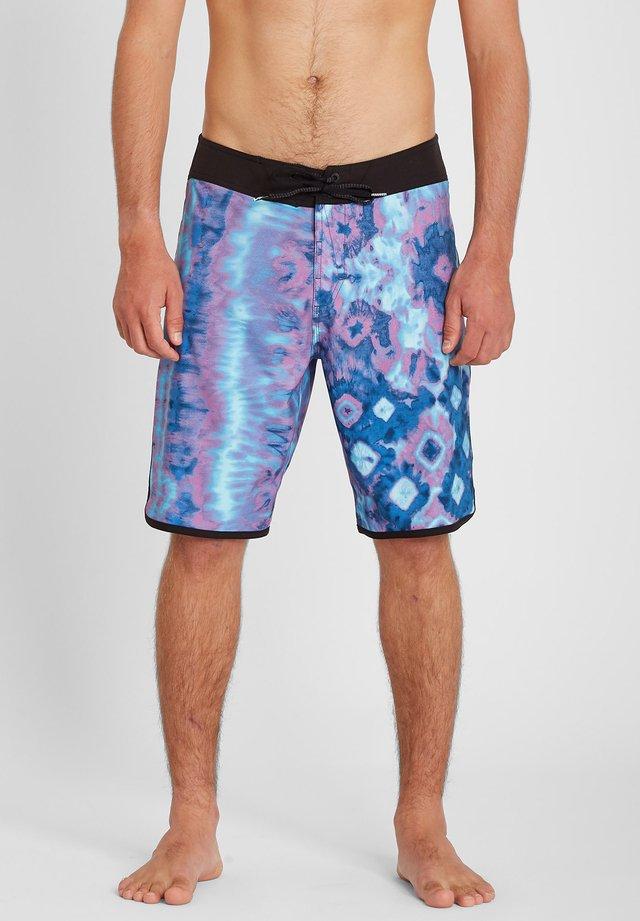 MOD LIDO SCALLOP 20 - Shorts da mare - ballpoint_blue