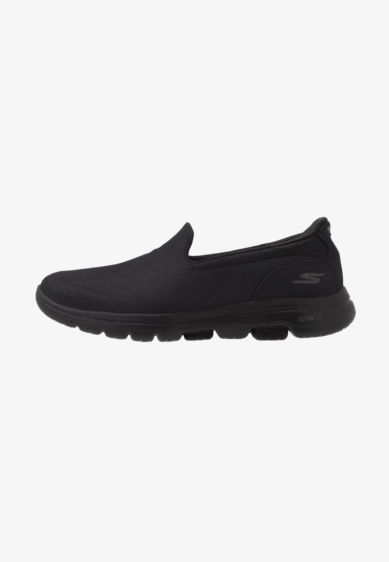 Skechers Performance - GO WALK 5 - Walking trainers - black