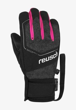 TORBY R-TEX® XT  - Gloves - black melang/blck/very be