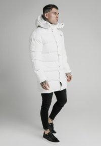 SIKSILK - Winter coat - white - 3