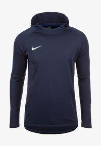 Nike Performance - DRY ACADEMY 18 - Hoodie - dark blue - 0
