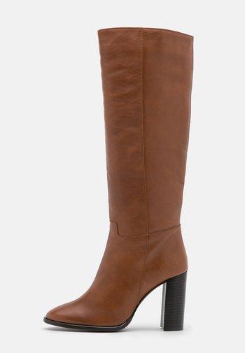 Boots med høye hæler - volga