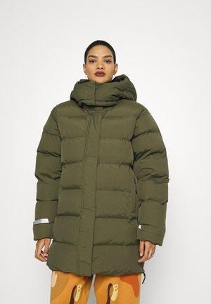 ASPIRE PUFFY - Winter coat - utility green