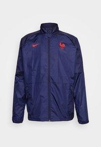 FRANKREICH FFF - National team wear - blackened blue/university red