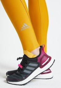 adidas Performance - ASK - Leggings - dark yellow - 7