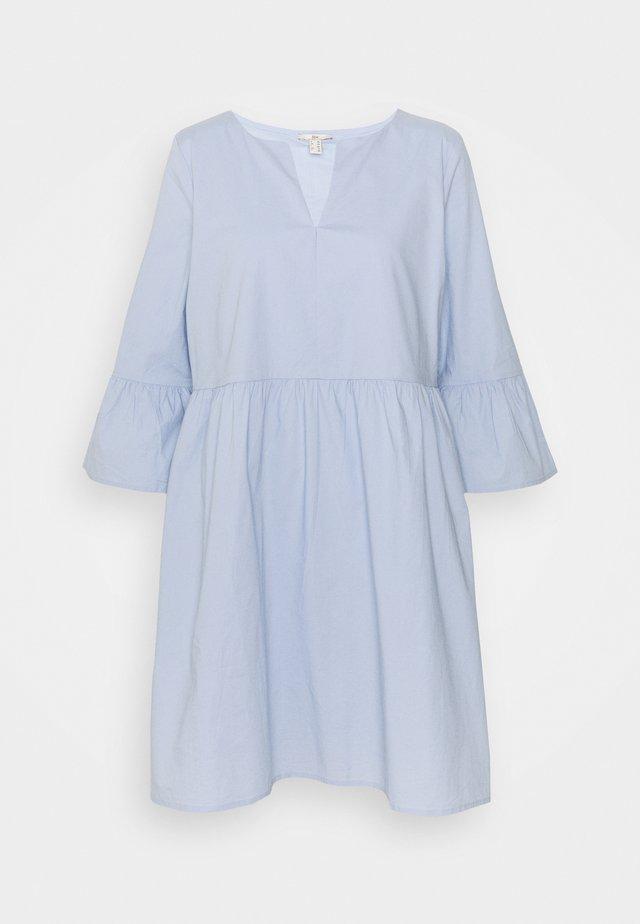 DRESS - Freizeitkleid - light blue