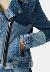 Desigual - Giacca di jeans - blue - 3