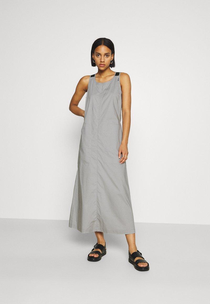G-Star - UTILITY DRESS - Robe d'été - charcoal
