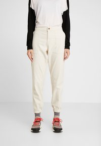 The North Face - MOESER JOGGER - Trousers - vintage white - 0