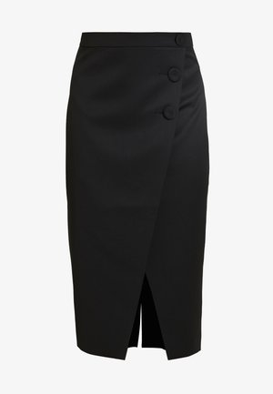 PENCIL SKIRT - Pencil skirt - black