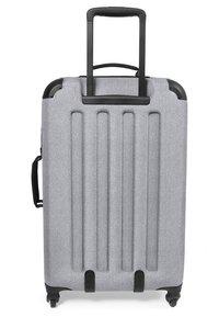 Eastpak - TRANZSHELL - Wheeled suitcase - sunday grey - 2