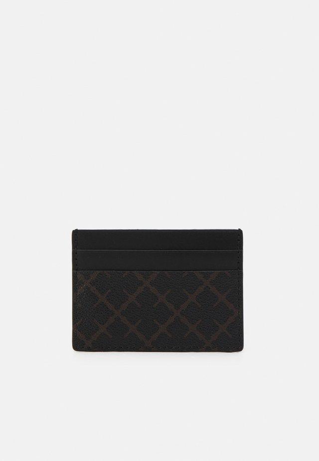 ELIA CARD - Peněženka - dark chocolate