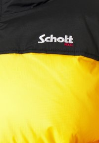 Schott - UTAH2 UNISEX - Winter jacket - yellow - 2