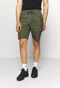 Nike Sportswear - ME SHORT - Shorts - khaki - 0