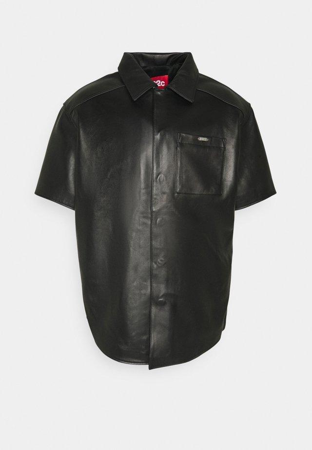SHORTSLEEVE - Camicia - black