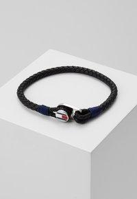 Tommy Hilfiger - CASUAL - Bracelet - black/navy - 0