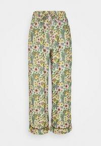 Underprotection - RANIA PANTS - Pyjamahousut/-shortsit - purple - 0