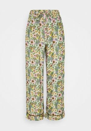 RANIA PANTS - Pyjamahousut/-shortsit - purple