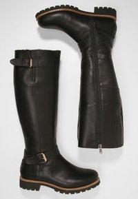 Panama Jack - AMBERES IGLOO TRAVELLING - Vysoká obuv - black - 3