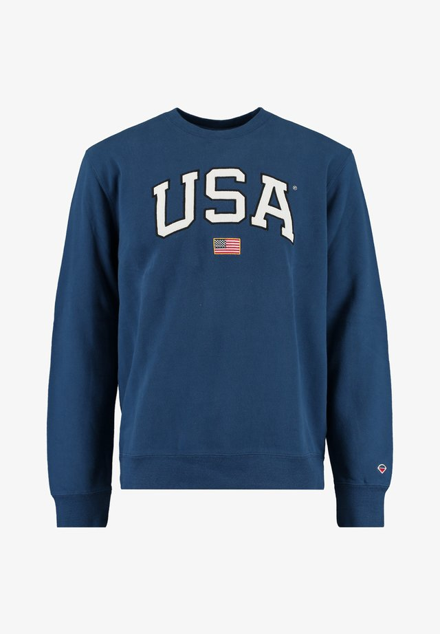 SHANE - Sweater - kobalt