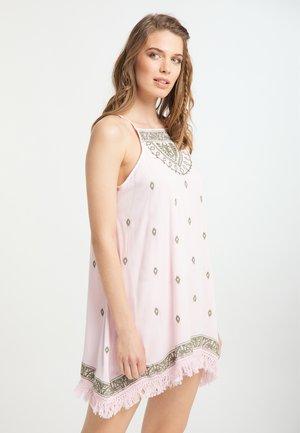 Denní šaty - hellrosa