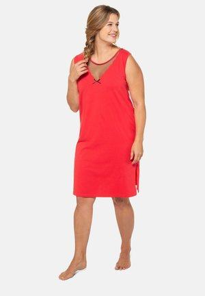 Day dress - red/black