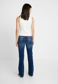 LTB - VALERIE - Bootcut jeans - ikeda wash - 2