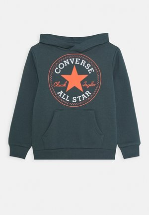 CHUCK PATCH HOODIE  - Hoodie - faded spruce