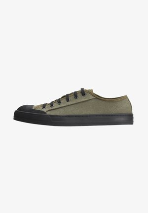 CARGO - Sneakers laag - olive