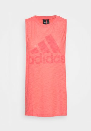 WINNERS TANK - Toppe - coral