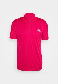 adidas Performance - CLUB SPORTS SHORT SLEEVE  - Sports shirt - power pink - 3