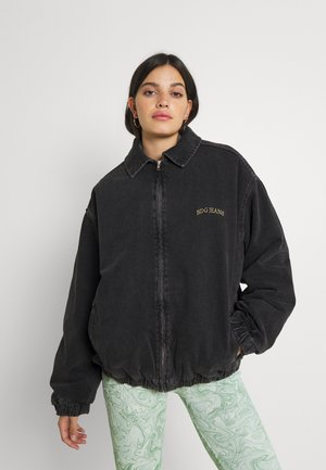 BILLY JACKET - Denim jacket - black
