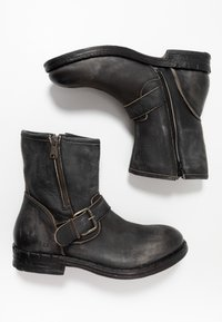 Replay - BEDFORD - Cowboy/biker ankle boot - stone - 5