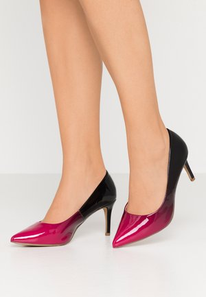 WIDE FIT EDEN - Klassiske pumps - pink