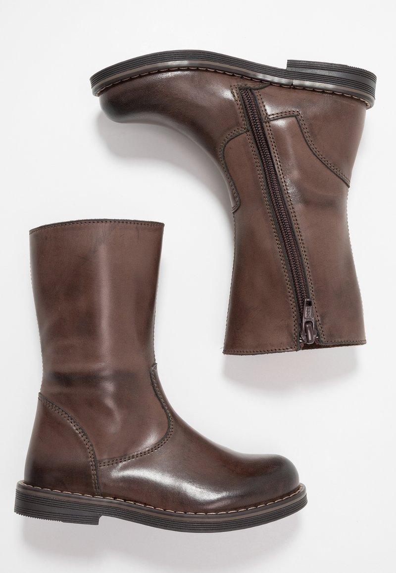 Friboo - Vysoká obuv - brown