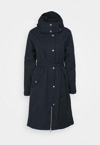 Danefæ København - BORNHOLM RAINCOAT - Waterproof jacket - dark navy - 6