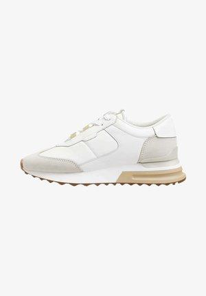 PIECES - Sneakersy niskie - white