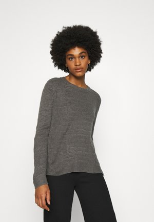 JDYLANNISTER - Jumper - dark grey