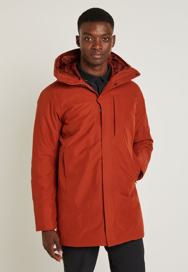 THERME PARKA MENS - Down coat - sublunar