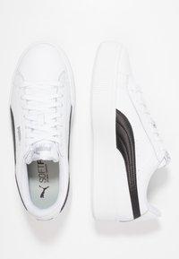 Puma - VIKKY STACKED - Sneakers basse - white/black - 3