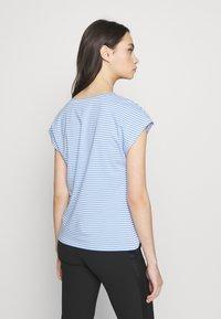 WEEKEND MaxMara - NOREL - Print T-shirt - azurblau - 2