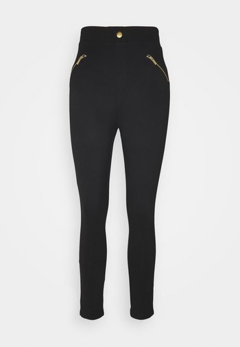 PUNTO LEGGING WITH ZIP DETAIL