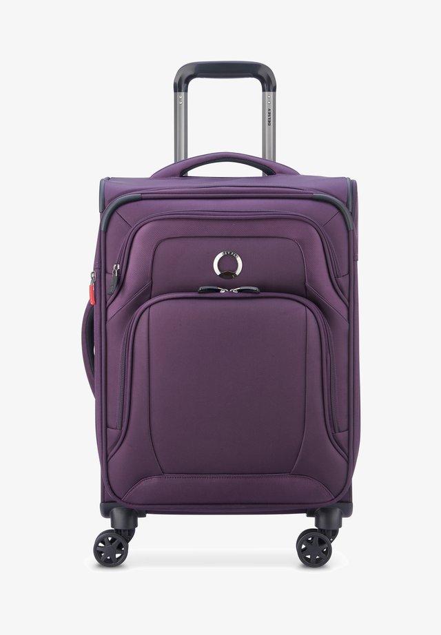 OPTIMAX LITE  - Valise à roulettes - purple