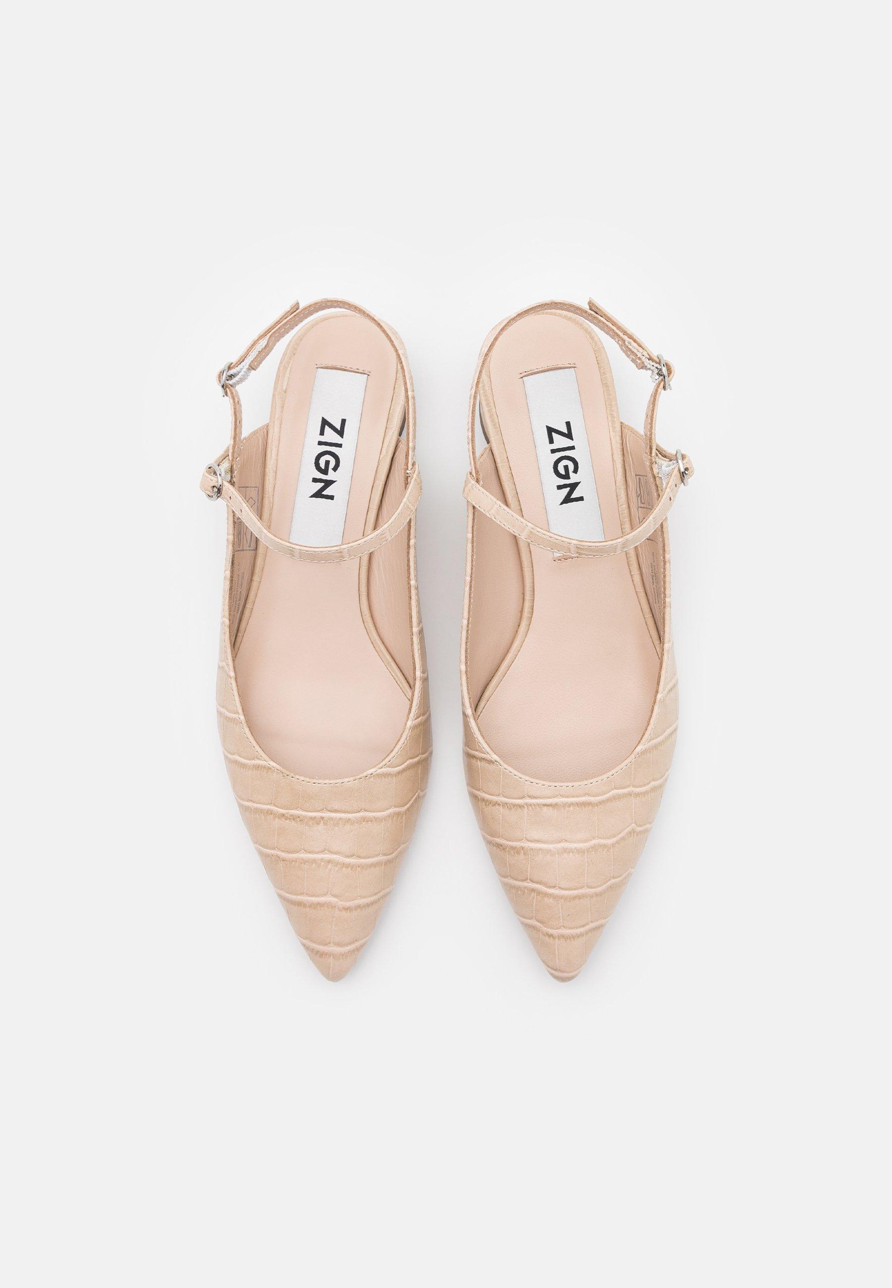 Women Slingback ballet pumps