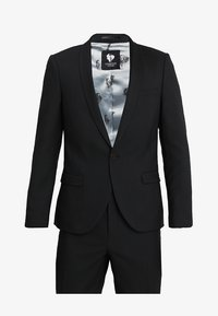 Twisted Tailor - HEMINGWAY SUIT - Completo - black - 9