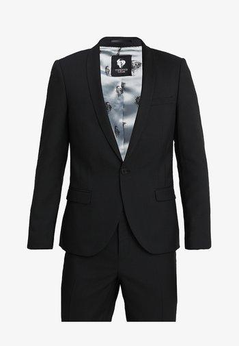 HEMINGWAY SUIT - Kostuum - black
