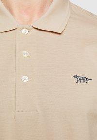 Tiger of Sweden - DARIOS - Polo - beige - 4