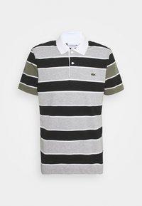 Lacoste - Polo shirt - argent/noir/blanc - 4