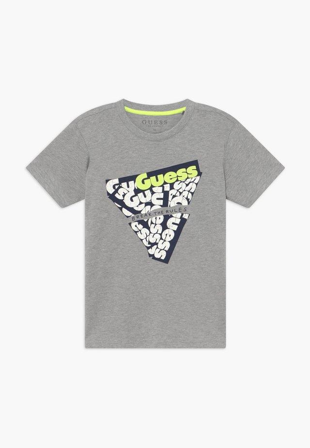 JUNIOR - T-shirt con stampa - light heather grey